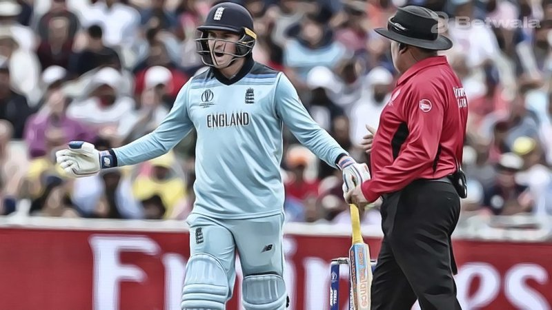 Jason Roy to Face Sanction After Semi-final