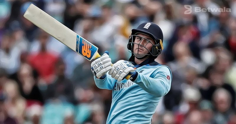 Jason Roy Signs with Perth Scorchers