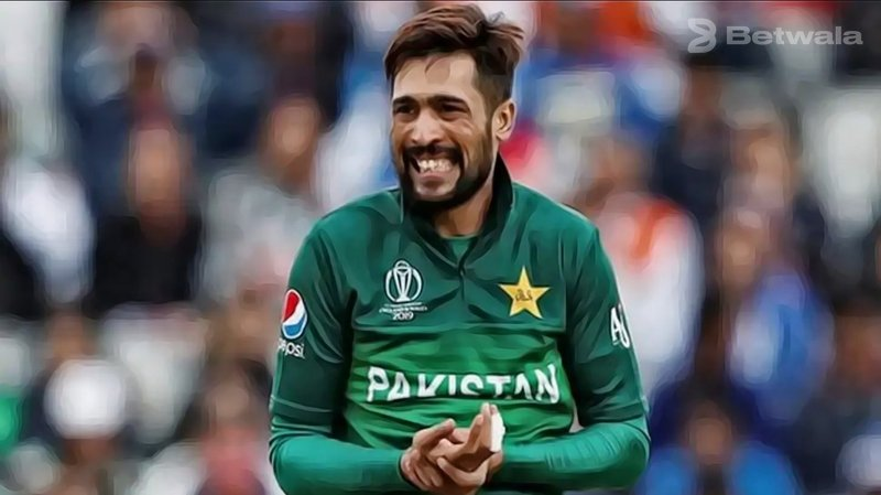 Mohammad Amir to Follow Teammates in England