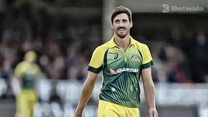 Mitchell Starc to be Absent for Second T20I Against Sri Lanka