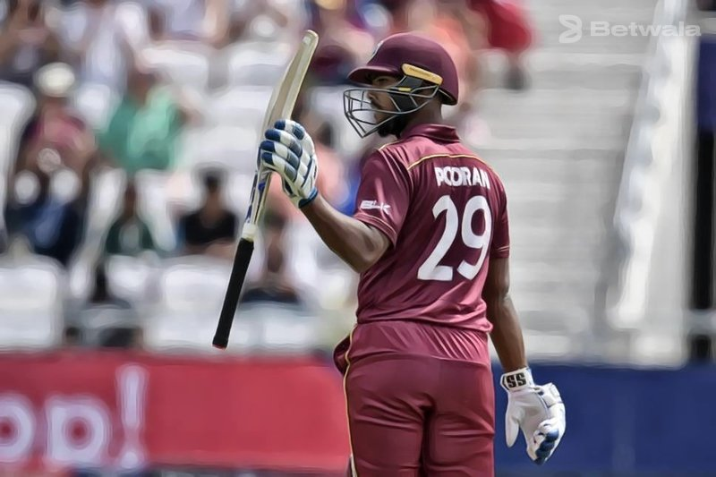 Pooran Suspended for Ball-Tampering