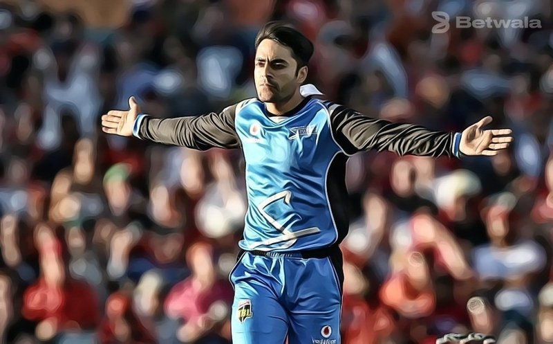 Rashid Khan Excited for Test Match Against Bangladesh