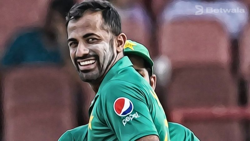 Wahab Riaz Shortlisted for Pakistan
