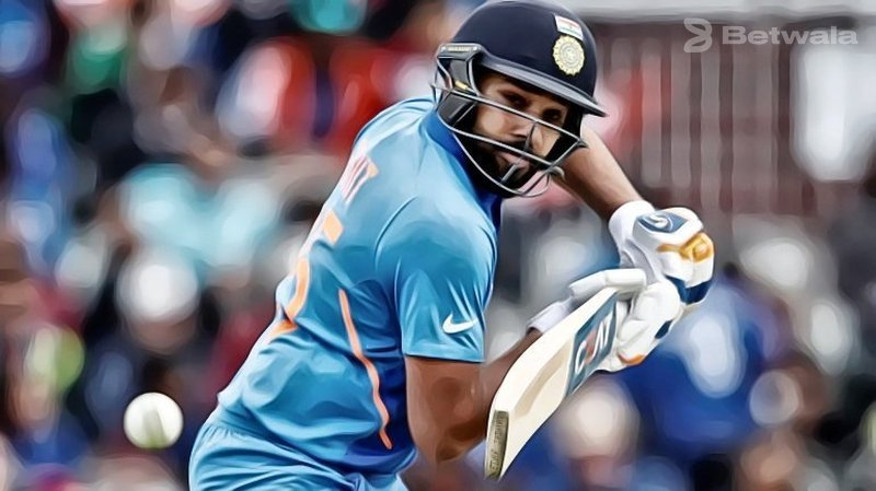 Rohit Sharma Takes The 8th Spot In T20 Rankings