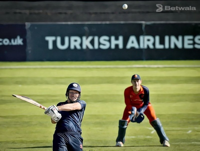 Scotland Makes It to the Tri-Series Final