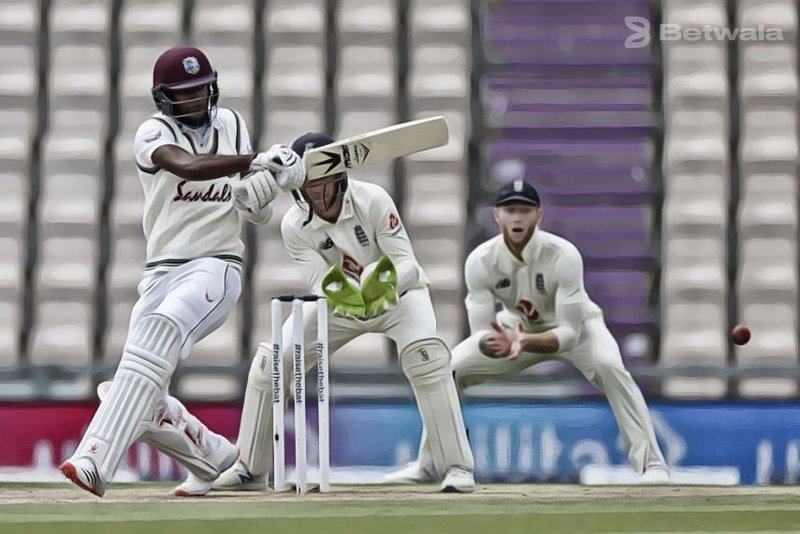 England Wins Second Test Against West Indies