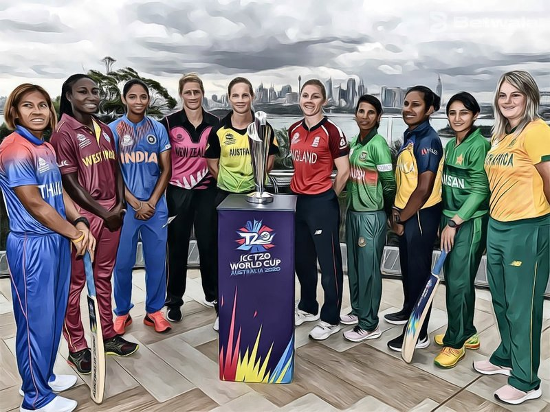 Women's T20 World Cup Postponed to 2023