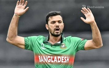 Mortaza Prefers to Continue His Cricket Career