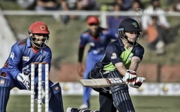 Afghanistan-Ireland ODI Series Gets Rescheduled