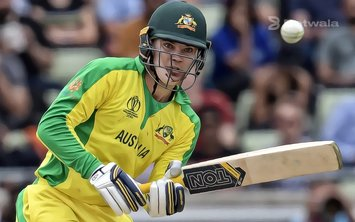 Alex Carey Included in Australia's Test Squad