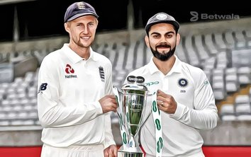 England to Host Five-Test Series for India