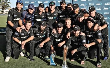 New Zealand Inspired to Win World Cup