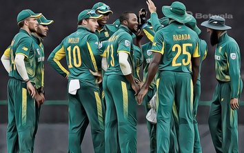 South African Players Asked to Self-Isolate