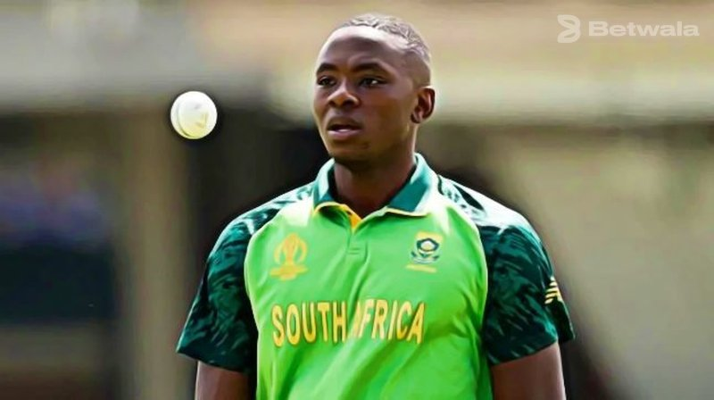 Kagiso Rabada Believes in Team's Chances in World Cup