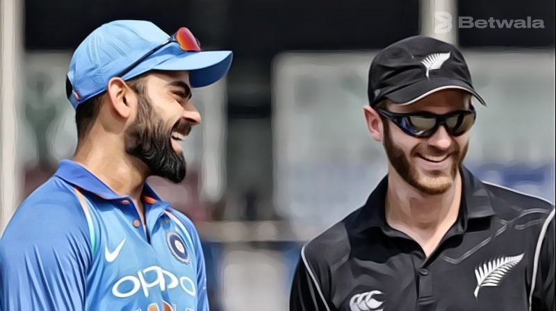 Kohli and Williamson Revive Their Rivalry