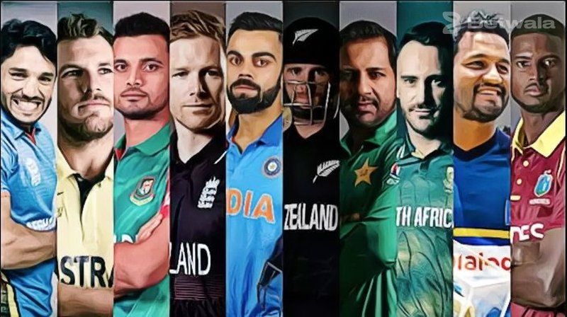 World Cup Captains Select Favourites to Win