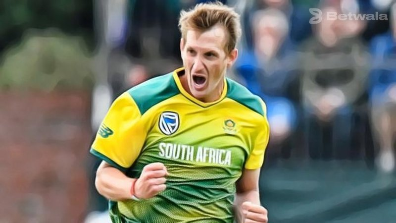 Chris Morris Out for South Africa tour of India
