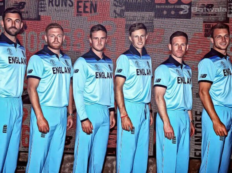 England Favoured to Win in Cricket World Cup