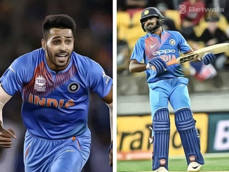 No Competition Between All-rounders Shankar and Pandya