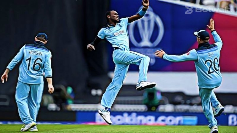 ICC World Cup 2019: England Overcomes South Africa in Opening Game