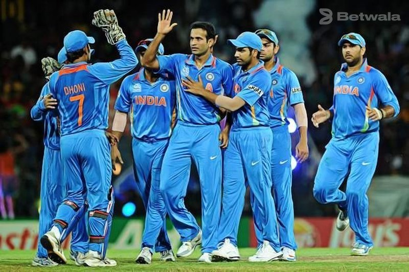 India Wins First World Cup Match Against South Africa