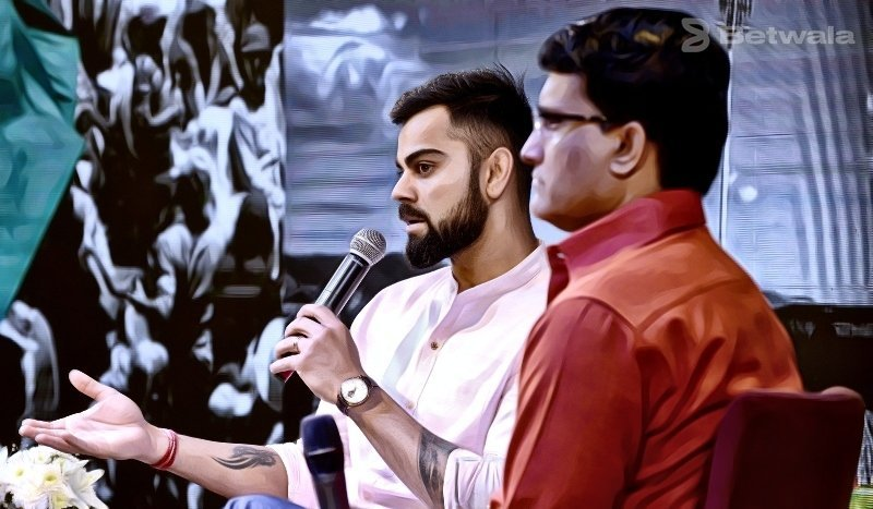 Ganguly Speaks About Kohli's Availability in T20I Series