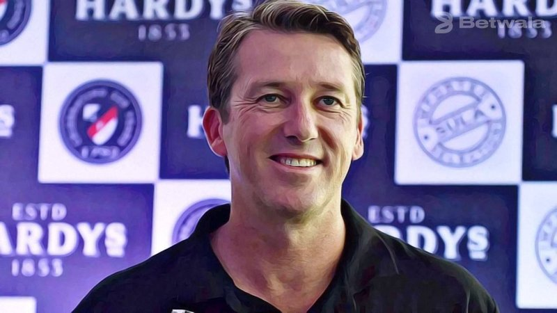 McGrath Picks His Top Three Fast Bowlers