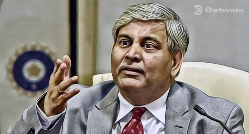 Shashank Manohar Won't Have a Third Term in Office
