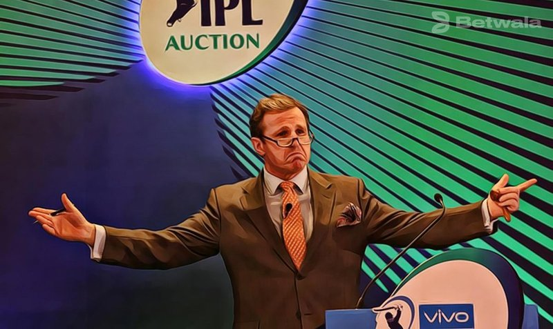 Richard Madley Reveals Incident from IPL Auction